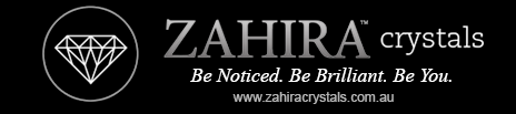 Zahira Crystals: Be Noticed, Be Brilliant, Be You.